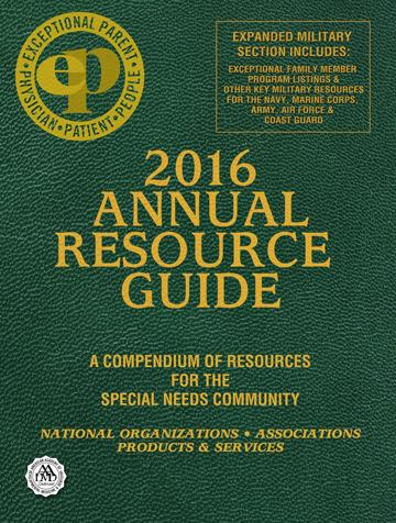 2016 Annual Resource Guide