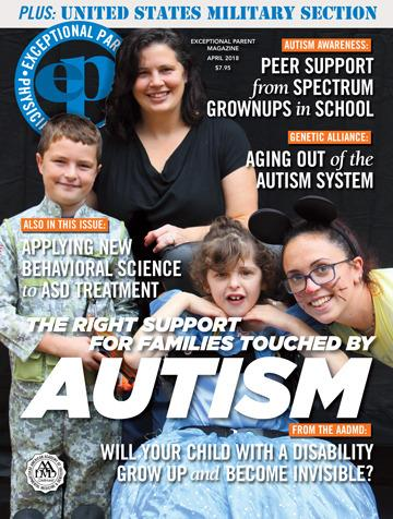 The Right Support for Families Touched by Autism