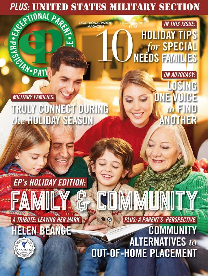 Holiday Edition: Family & Community