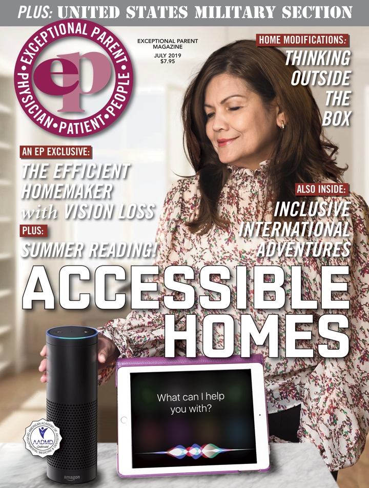 Accessible Homes: The Annual Issue