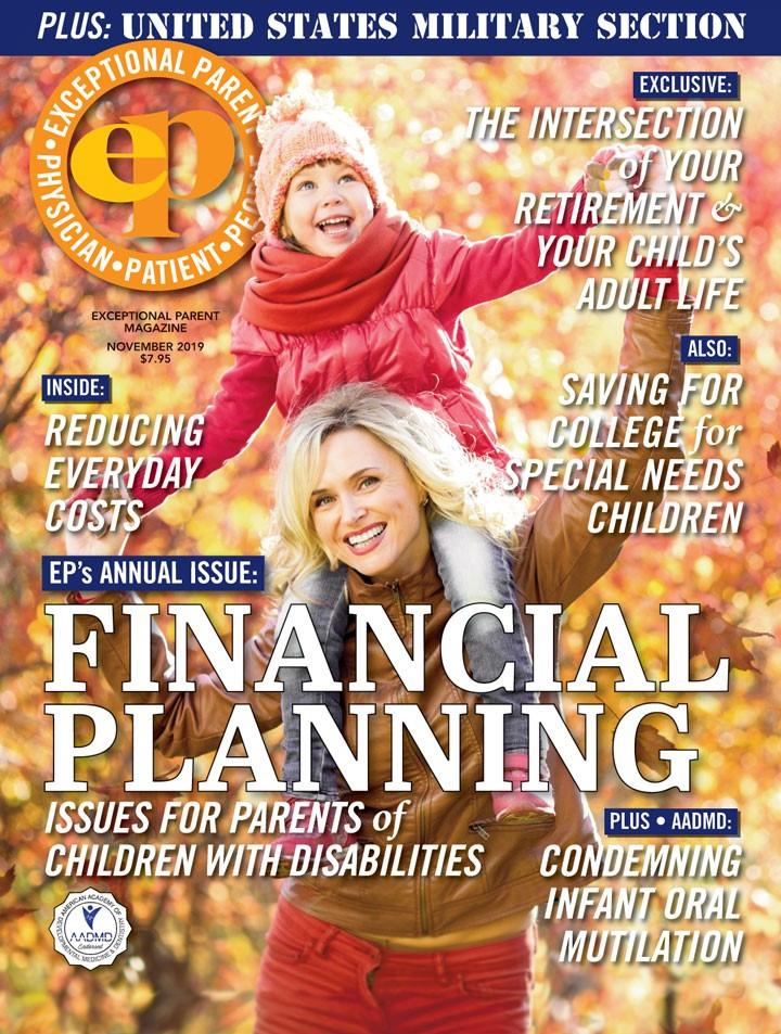 The Financial Planning Issue