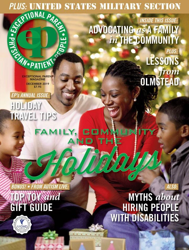 Family, Community and the Holidays