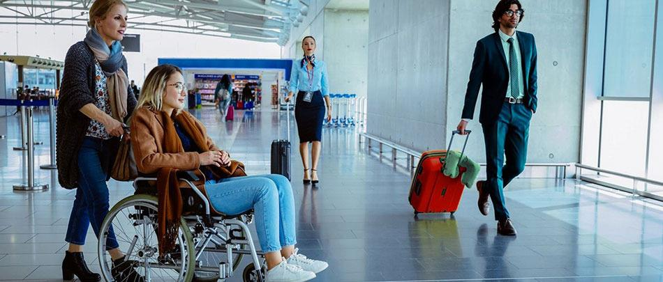 Planes, Trains and Buses: Holiday Travel Tips for People with Limited Mobility