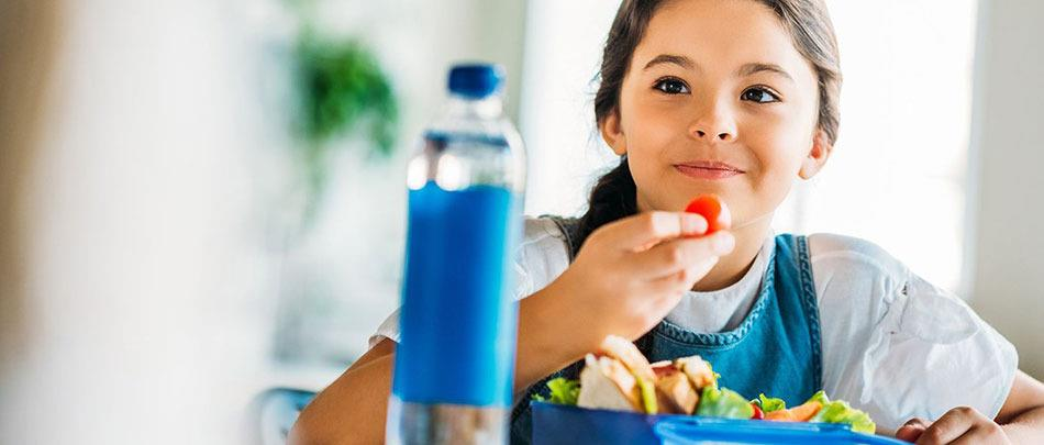 The Role of Nutrition & Wellness in Healthy Schools